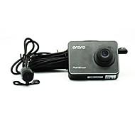 ORDRO q504 2,7-дюймовый Двойная камера каналы 1080p Full HD 170degree безопасный автомобиль тире камера