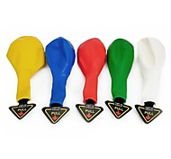 Colorful White LED Light Up Balloon  (Multicolored)