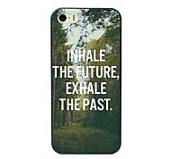 o caso projeto da árvore duro para iPhone 4 / 4S