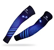 WEST BIKING® Cycling Waterproof Breathable Wicking UV Protection Quick Dry Polyester Digital Cycling Armsleeve