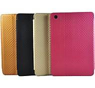 DoubleShow iPad mini compatible Solid Color Genuine Leather Folio Cases