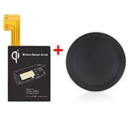Qi Standard Transmitter + Receiver Wireless Charger Kit for LG G3  D855 D830 D851 LS990 VS985