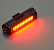 Bike Lights / Front Bike Light / Rear Bike Light LED Cycling Easy Carrying Lumens USB Cycling/Bike
