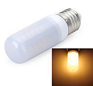E27/G9 Frosted 8W 800LM 48-5730 SMD Warm/Cool White Light LED Corn Bulb (AC 220~240V)