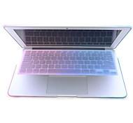 """plástico protector adhesivo suave cubierta ultra delgado protector del teclado para el macbook pro / pro retina 13.3 """"/15.4"""""""