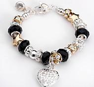 Silver Plated Fashion Bracelet