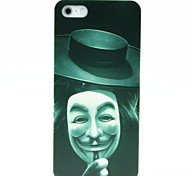 iPhone 4/4S/iPhone 4 - Cover-Rückseite - Grafisches Design/Mehrfarbig ( Mehrfarbig , Polycarbonat )