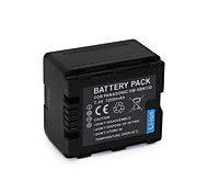 - VW-VBN130 - Li-Ion - for Panasonic  HDC-HS900 HDC-TM900 HDC-SD900 HDC-SD800 - 7.4V - V - 1250mAh - mAh