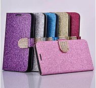 PU Leather Luxury Set Auger Buckle Body Sheet Jelly Set for Samsung Note 3 (Assorted Colors)