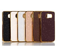 Ball pattern Case for Samsung Galaxy S6 (Assorted Colors)