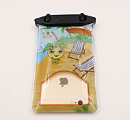 Universal 6 Inch Cartoon PVC Waterproof Phone Case 10 Meters Underwater Phone Bag Pouch Dry No.023 (All Models)