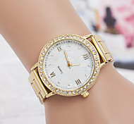 Z.xuan Women's  Steel Band Analog Quartz Casual Watch Cool Watches Unique Watches