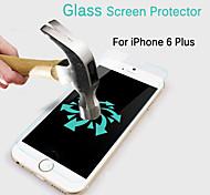 antidéflagrant premium verre trempé protecteur d'écran de film pour 6s iphone plus / 6 plus
