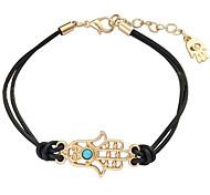 European Style Hot Palm Eyes Woven Bracelet