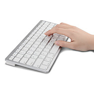 ultra mini teclado sem fio Bluetooth 3.0 magro para o ar Apple iPad 2 ipad / ar / mini iPad / iPad 2/3/4 / iphone 6 mais / 5s