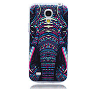 modello elefante materiale TPU soft phone per Samsung s4 mini i9190