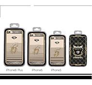 Роскошный алмаз случай бампера действия ветра шнек границы бухта курил тянуть дизайн задней крышки для iphone 6 пульс