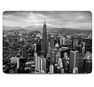 la città del design grigio custodia in plastica protettiva per tutto il corpo per 11-inch / 13-inch MacBook Air New