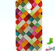 For Motorola Case Pattern Case Back Cover Case Geometric Pattern Soft TPU Motorola