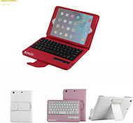 Kemile Detachable AB Wirele Bluetooth Keyboard Cae for iPad mini 3, iPad mini 2, iPad mini (Aorted Color)