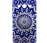 Sunflower Pattern TPU Soft Back Cover for Samsung Galaxy Core 2 G355H/G3556D/G3558/G3559