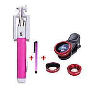 el cable es adecuado para autorretratos ios value pack androide (incluyendo lentes 3-en-1)