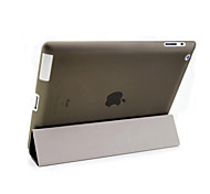 IPad 2/3/4 Case,  Trifold Case Smart Cover for IPad 2/3/4(Assorted Colors)