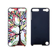 Colorful Tree Protection Hard Case iPod Touch 5 Protective Case iPod Touch 5