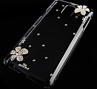 Blossom with Drill Back Case for Samsung Galaxy S5 I9600