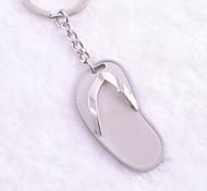 Unisex Alloy Casual Keychain Fashion Slipper Key Chains