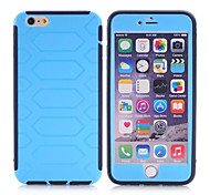 Apple Iphone 6 Plus , TPU+PC Protective Apple Iphone 6 Plus Case Cover for Apple iphone 6Plus  (Assorted Colors)
