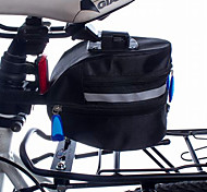 Multifunctial Bicycle Rear Bag Reflective Belt Waterproof Pouch Bag