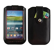 Full-Screen Touch The Outer Edge Of The Bag Card Sets Oil for Samsung Galaxy S5/I9600(Assorted Colors)