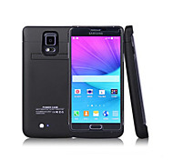 4800mA New External Protective Battery Case for Samsung Galaxy Note 4(Assorted Colors)