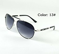OUMANI Gradient Aviator Fashion Sunglasses