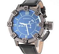 Masculino Relógio de Moda Quartz Couro Banda