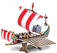3 D Puzzle Pirate Ship