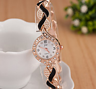 Z.xuan Women's  Steel Band Imitation Diamond Analog Quartz Casual Watch Cool Watches Unique Watches Fashion Wrist Watch