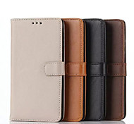 5.5 Inch Crazy Ma Pattern Luxury PU Wallet Leather Case with Stand for LG G4(Assorted Colors)