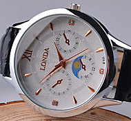 Men's Fashion Wrist Watch  Life Water Resistant (Assorted Colors)
