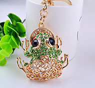The Frog Key Chain