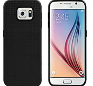 The Latest Model Samsung Galaxy S6 Silicone Phone Shell (Black)