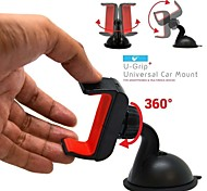 Universal U-GRIP Car Mount Dashboard Windshield for  iPhone 5/5S/5C/ 4/4S and Samsung Galaxy S2/ S3/S4 Galaxy Note2