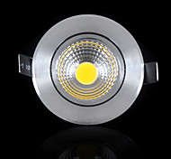 Bestlighting Lâmpada de Embutir Regulável 2G11 5 W 450-500lm LM 6000-6500K K Branco Quente / Branco Frio 1 COB 1 pç AC 220-240 V Giratória