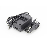 4.2V DC EU Replacement Travel  Charger for Gopro  Hero4 AHDBT-401 Battery