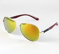 Fashion Mirrored flyer Sunglasses