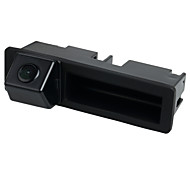 Glass Lens 170° Car Reversing Backup Camera for Audi A3/A6L/A8L/Q7 6V/12V/24V Wide Input  Waterproof Trunk Handle