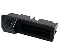 Glass Lens 170° Car Reversing Backup Camera for Audi A3/A6L/A8L/Q7 6V/12V/24V Wide Input  Waterproof Trunk Handle