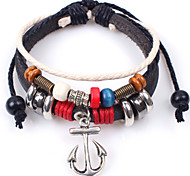 2015 Pirate Ship Anchors Are Handmade Bracelet