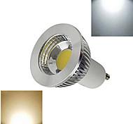 1 Stück ding yao LED Spot Lampen GU10 6W 1100 LM 2800-3500/6000-6500 K 1 COB Warmes Weiß / Kühles Weiß AC 220-240 V